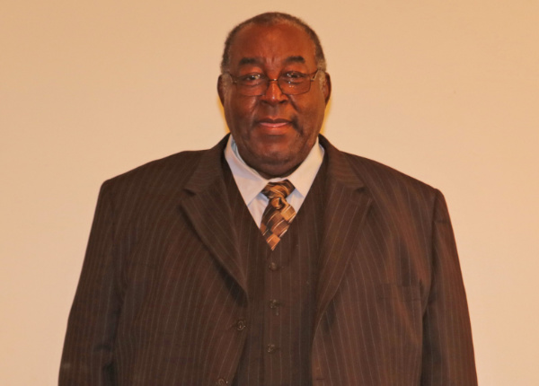 Reverend Charles Logan Brownsville Community Church Of God Summerville SC