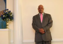 Reverend L. Toliver Brownsville Community Church Of God Summerville SC