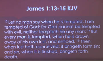 James 1-13 The War Within Sermon Brownsville Community Church Of God