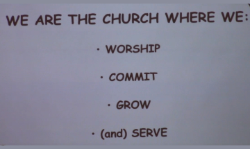 Revising the Vision Sermon Brownsville Community Church Of God